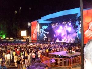 Festival de Verão 2009 in Salvador da Bahia